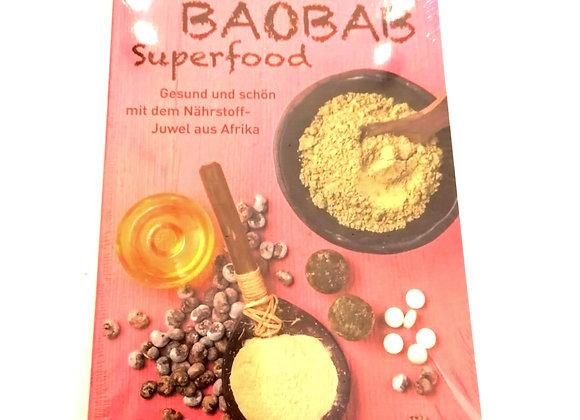 """Buch """" Baobab Superfood"""""""