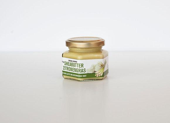 Sheabutter Zitronengrasöl 70g