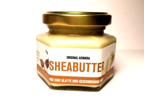 Sheabutter weiß 70g