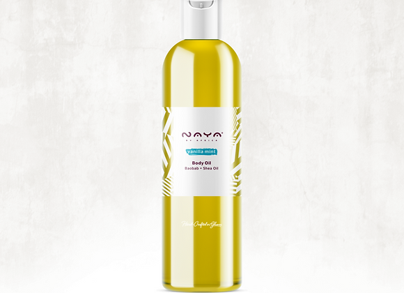 Körperöl Vanilie-Minze 115ml
