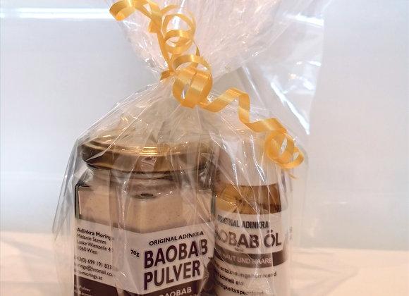 Geschenkset Baobab