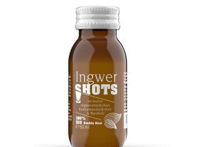 Ingwer Shot 60ml