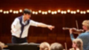 Vincenzo Milletarì Milletari Orchestra Conductor Dirigent Direttore