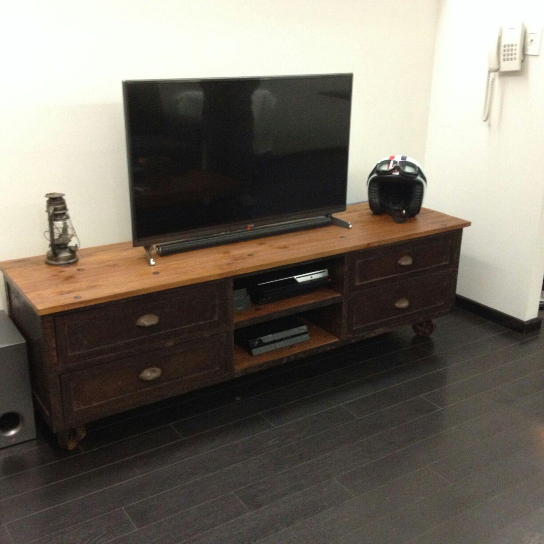 Mueble de Tv - Aparentado Metal 1