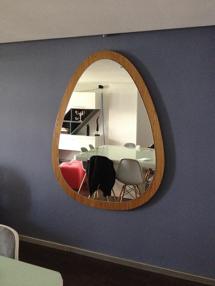 Espejo - Ovalado