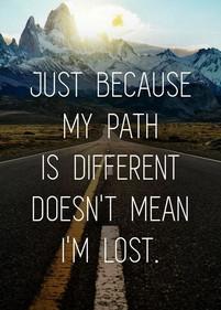 Hold retningen