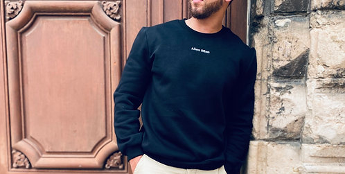 Sweat  Unisexe en coton made in France