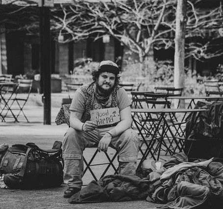 The 8 Words from a Homeless Man that Changed my View of Ego.