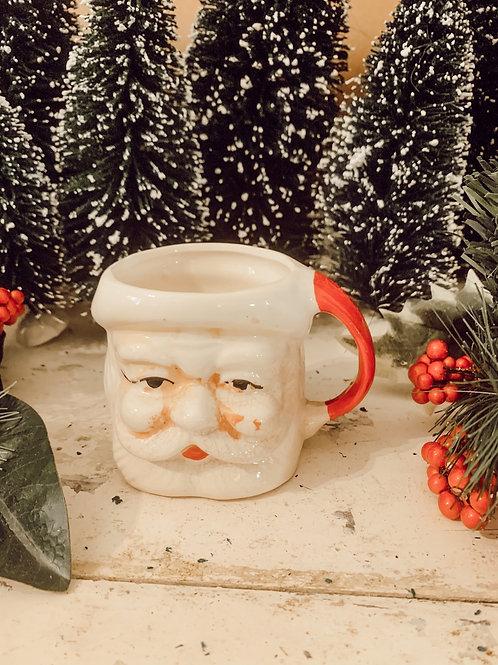 Antique Santa Mug #11 10 oz
