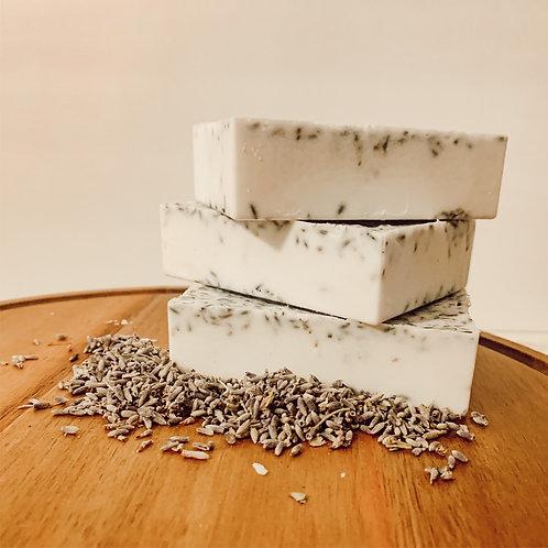Lavender Lemon Goats Milk Soap