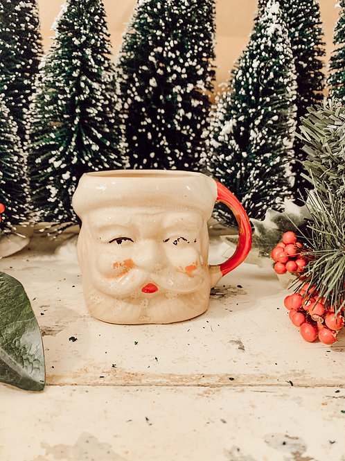 Antique Santa Mug #1 10 oz