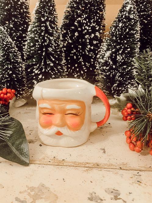 Antique Santa Mug #7 10 oz