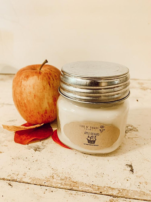Apple Orchard 8 oz Soy Candle
