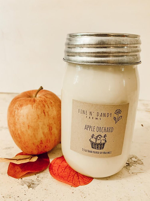 Apple Orchard 16 oz Soy Candle