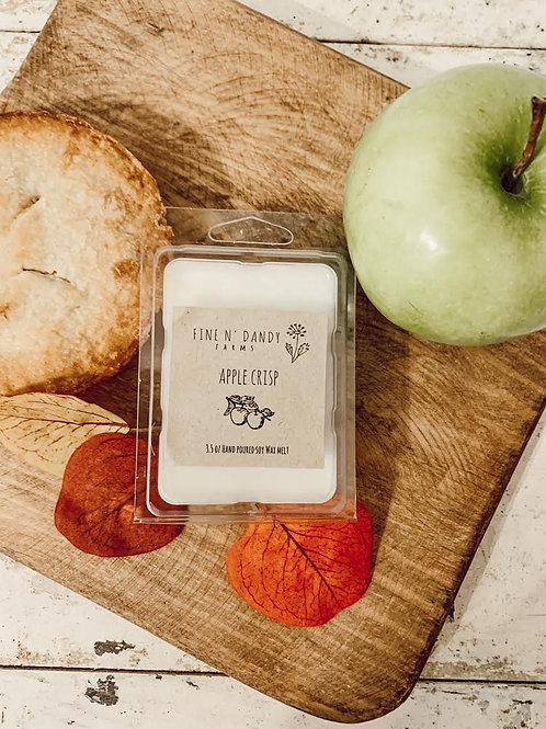 Apple Crisp 3.5 oz Soy Wax