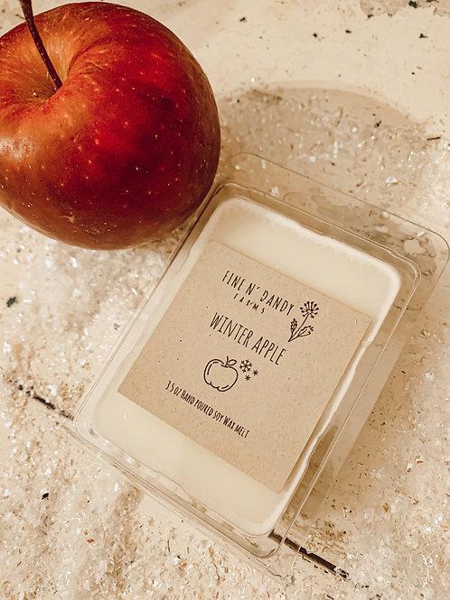 Winter Apple 3.5 oz Soy Wax Melt