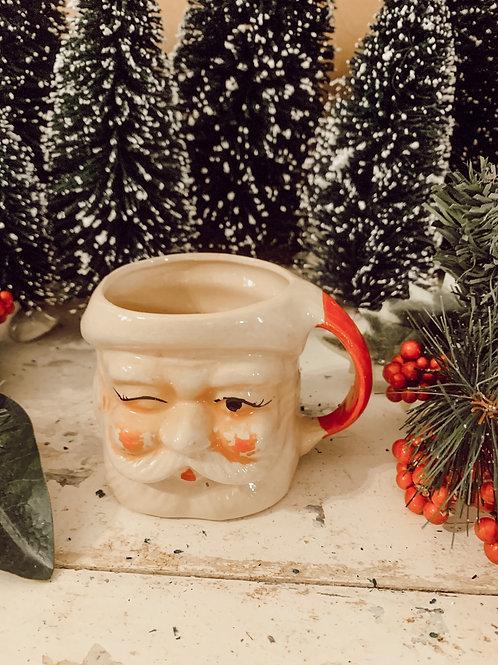 Antique Santa Mug #12 10 oz