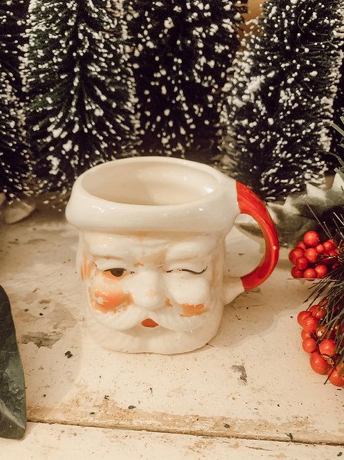 Antique Santa Mug #9 19 oz
