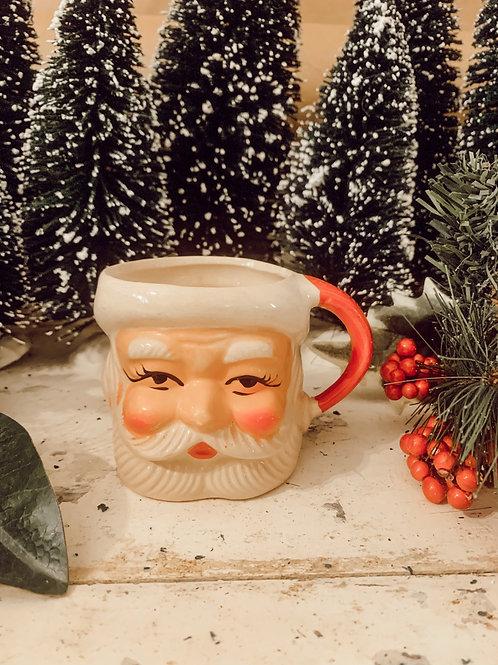 Antique Santa Mug #6 10 oz