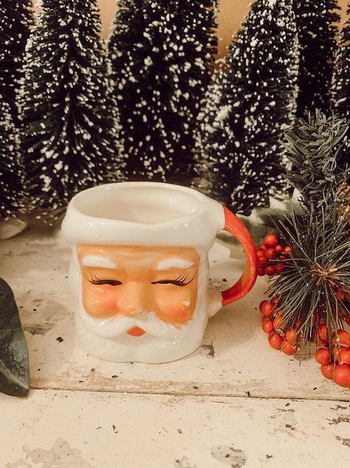 Antique Santa Mug #10 10 oz