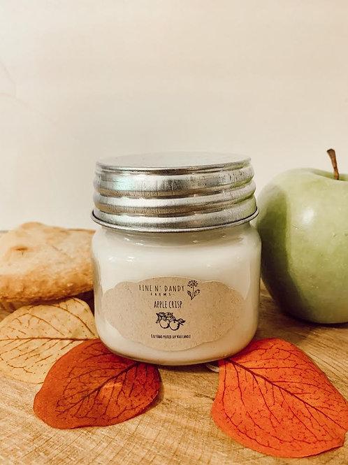 Apple Crisp 8 oz Soy Candle