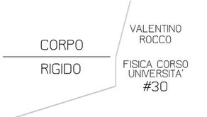 CORPO RIGIDO