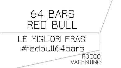 64 Bars Red Bull: Le migliori frasi