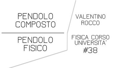 PENDOLO COMPOSTO (PENDOLO FISICO)