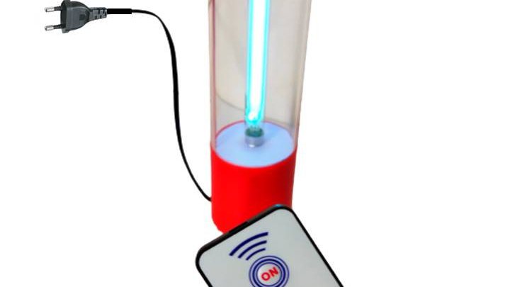 UV-C Sterilization Desk Lamp come with Remote Control with long life battery | U
