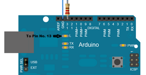 LED Blinking Program | Arduino