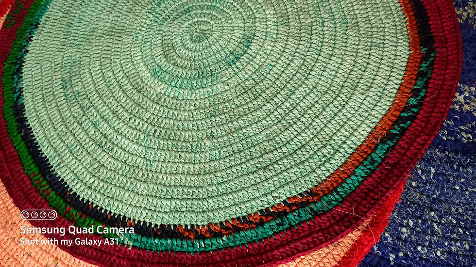 Round Shape Doormat