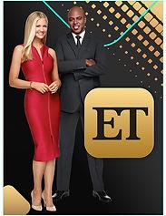 Entertainment Tonight Hollywood Wedding Invitations