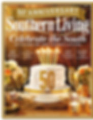 Southern Living Magazine Wedding Calligrapher