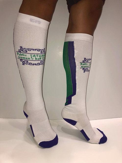 Official Race Knee High Socks