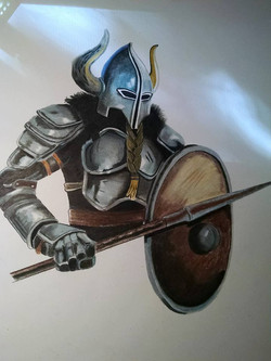 Battle Viking