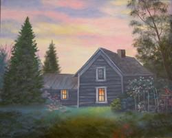 Wood Home Glowin