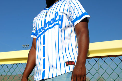 Royal Anomaly Baseball Jersey