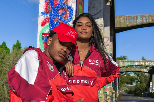 Red Anomaly x RARE Windbreakers