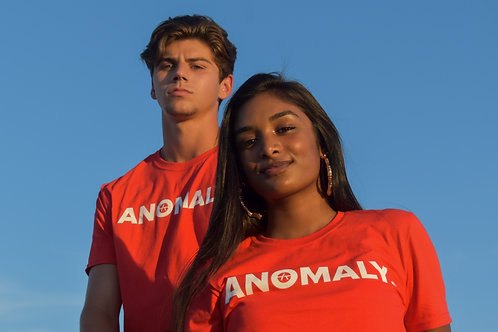 Red Anomaly T-Shirt