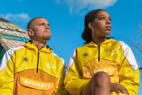 Yellow Anomaly x RARE Windbreakers