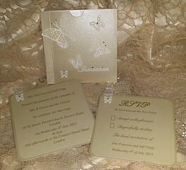 Jacket Invitation
