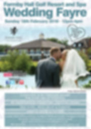 Formby Hall Wedding Fayre