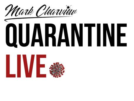 Quarantine Live - Ep. 5 | Podcast Feature