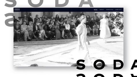 / SodaSoda Branding and Web Design