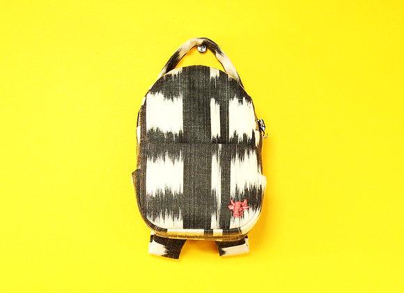 Tiny Backpack Black&White