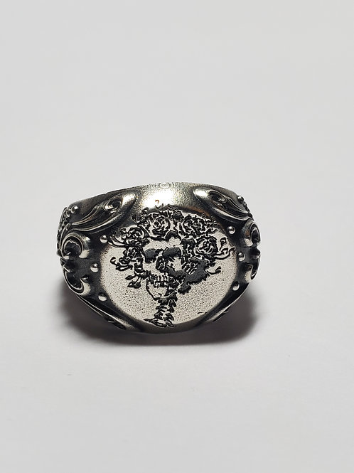 Bertha Sterling Silver Ring