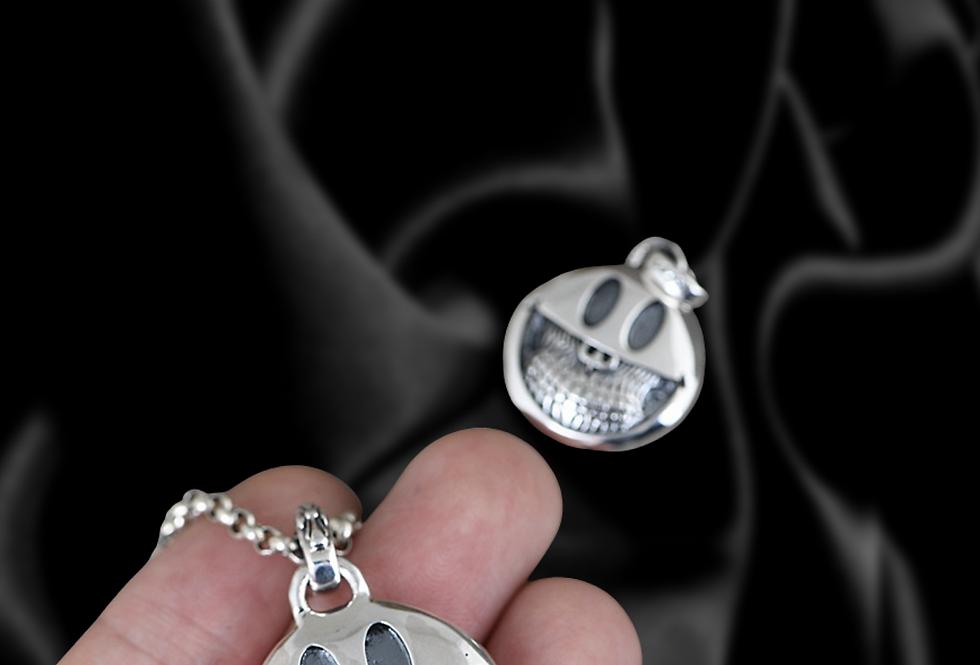 SMILE!!- Sterling Silver Pendant