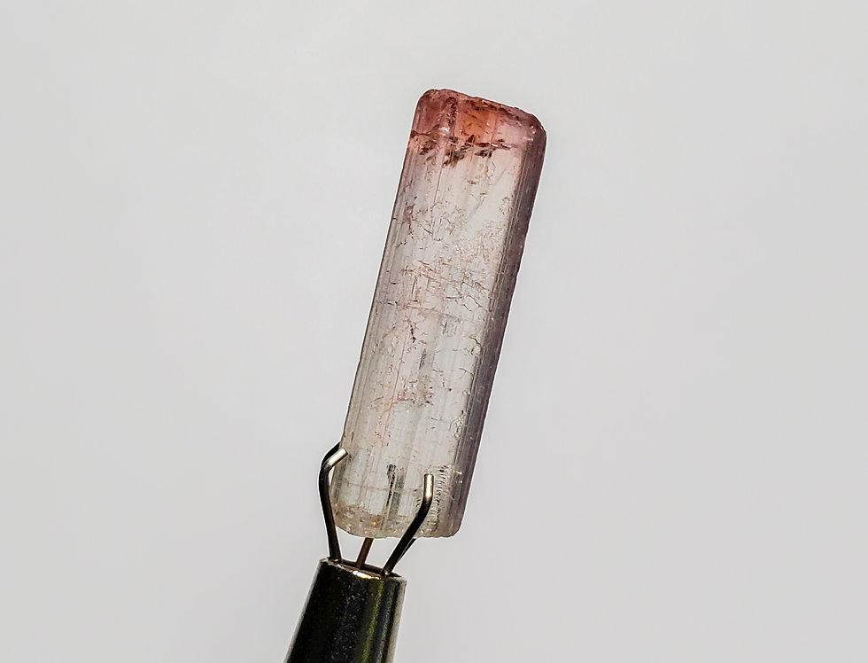 Sapo Lipstick Tourmaline from Brazil. 1.72 Grams.