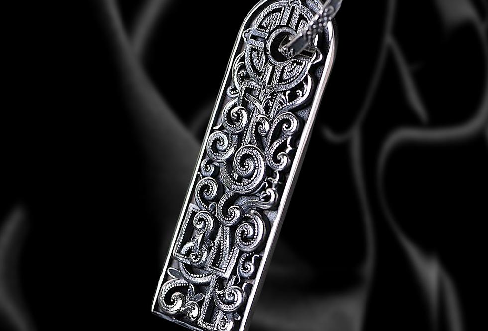 GATEWAY- Sterling Silver Pendant
