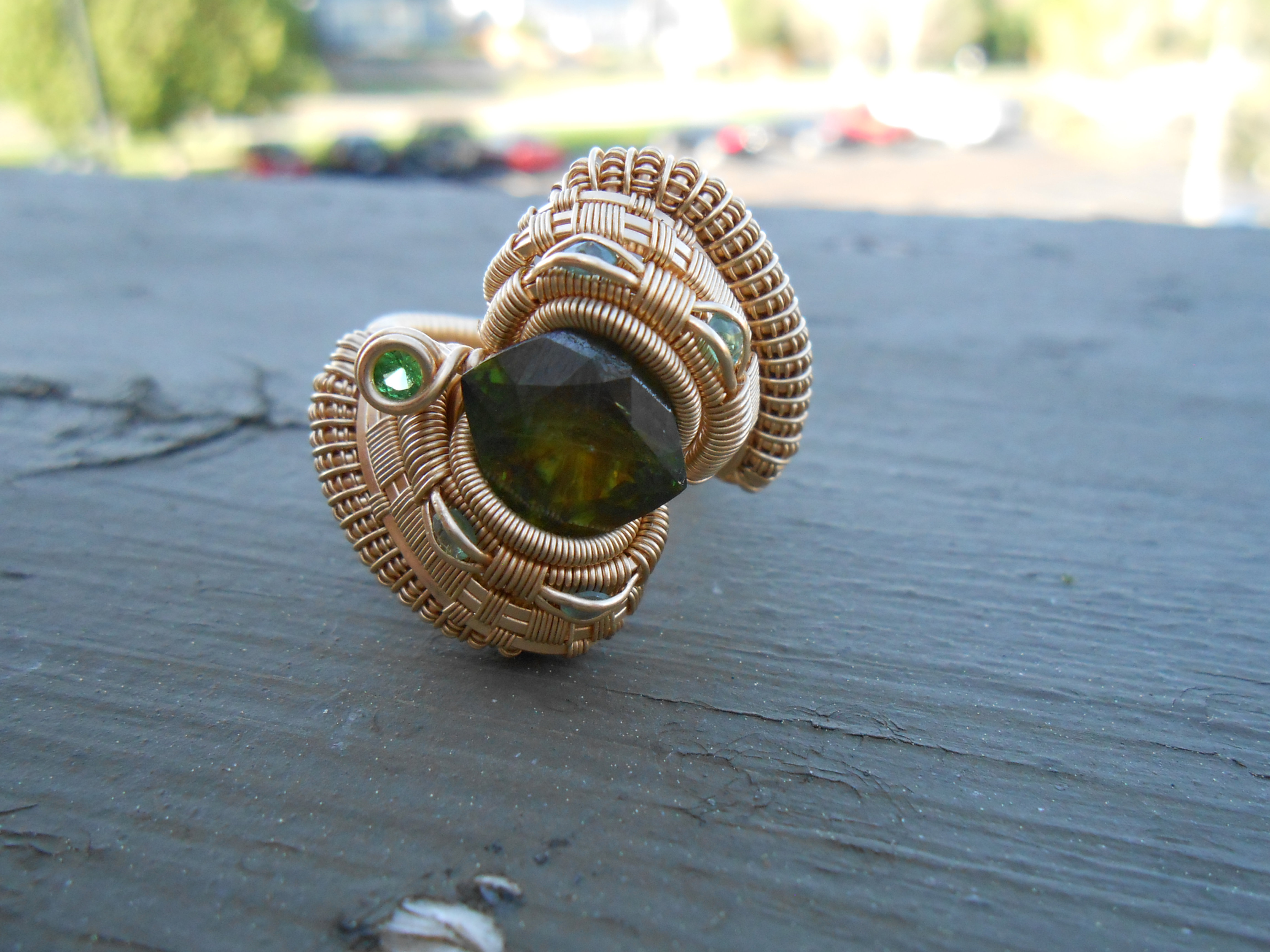 Complete Heady Wire Wrap tutorial